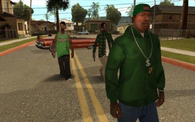 Die Grove Street Gang