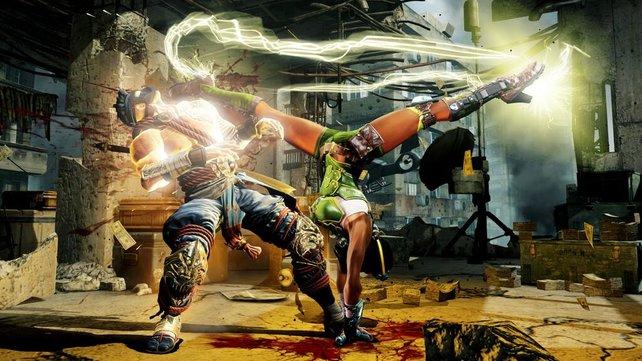 Killer Instinct bringt Prügelspaß auf die Xbox One.