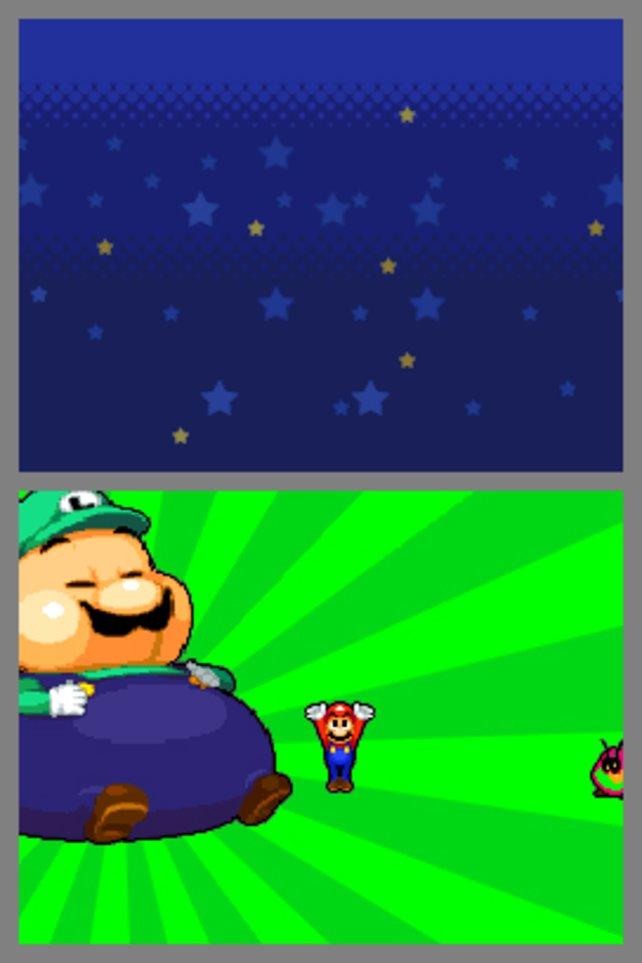 Was um Himmels willen ist mit Luigi passiert?