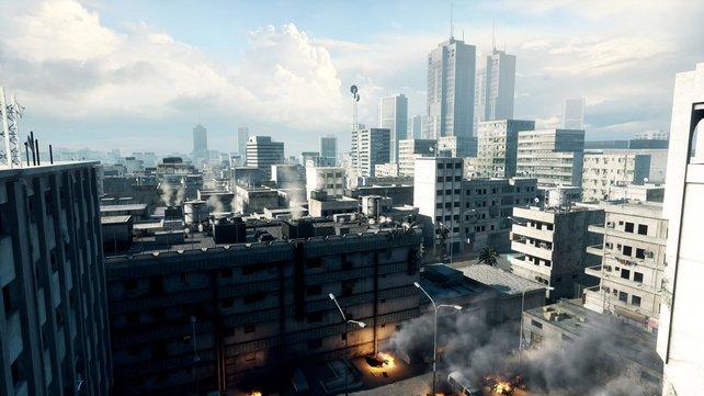 Battlefield 3 war sicher einer der Höhepunkte 2011. Gehört es auch auf euren Wunschzettel?