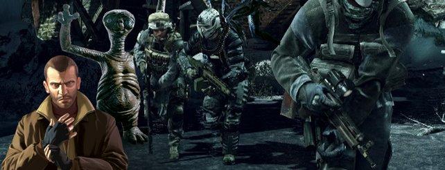 Wochenrückblick: Telekom-Drosselung gestoppt, Niko in GTA 5, CoD-Aliens