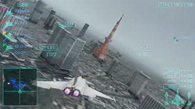 ... und Tokio in der Mission!