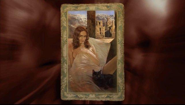 Triss Merigold übernimmt in The Witcher 2 wieder eine wichtige Rolle.