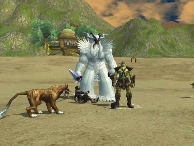 Ob Ork, Yeti oder Miezekatze, diese Haustiere gibts in keiner Tierhandlung.
