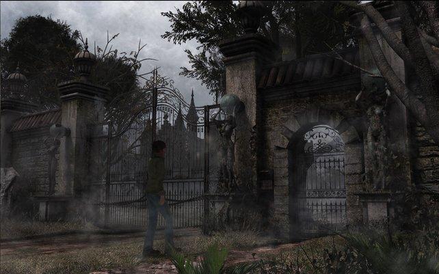 Zwölf Jahre nach den Ereignissen von Black Mirror steht das gleichnamige Schloss wieder im Mittelpunkt.
