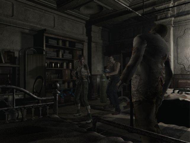Die 18-jährige Rebecca tritt mit Bill gemeinsam gegen die blutrünstigen Zombies an.