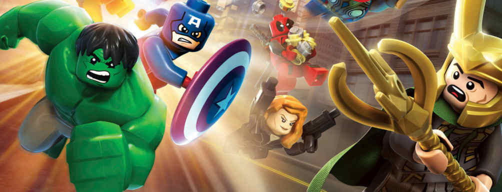 Lego Marvel Super Heroes im Test