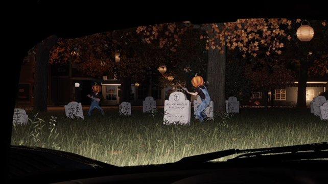 Die Party des Jahres findet in Salem statt.