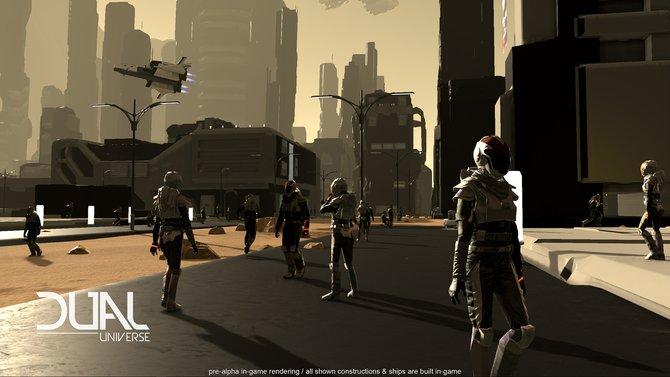 Baut mit anderen Spielern eine neue Zivilisation nach euren Vorstellungen auf.