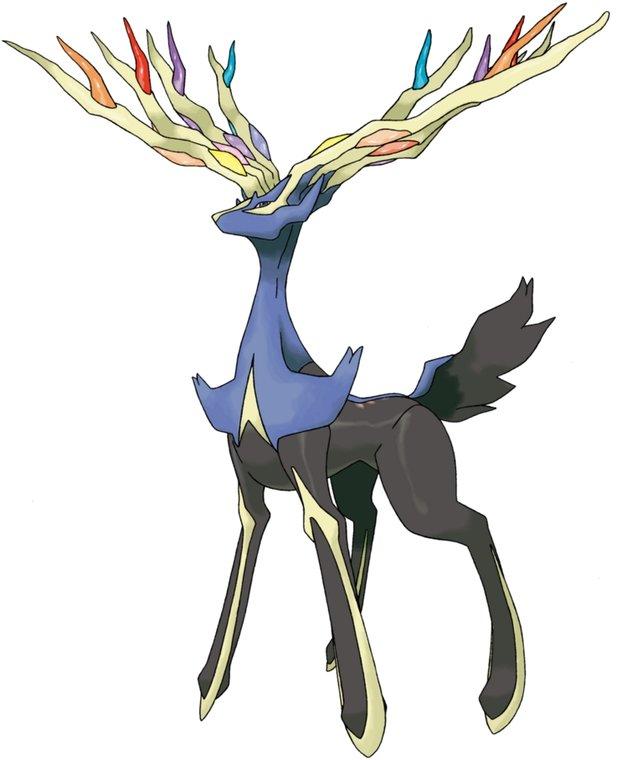 Xerneas ist eines der stärksten Feen-Pokémon.