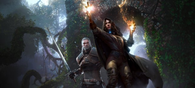 Geralt mischt erneut die Ungeheuer- und Frauenwelt auf.