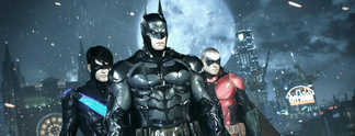 Batman - Arkham Knight: Neues Video mit Robin und Catwoman