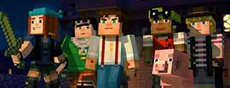 Minecraft - Story Mode (iPhone) Episode 5: Order Up!