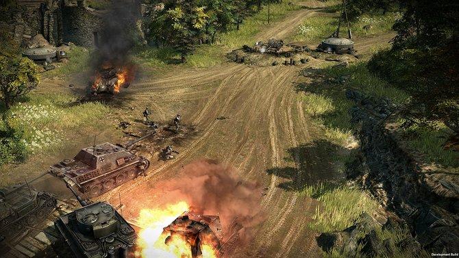 """Nun ist Blitzkrieg 3 auch auf Steam als """"Early Access"""" zu haben. Die dicken Panzer haben es also auch auf die Online-Plattform von Valve geschafft."""