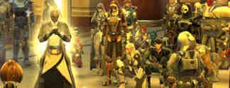 Star Wars - The Old Republic: Spieler halten Gedenkfeier zu Ehren von Carrie Fisher