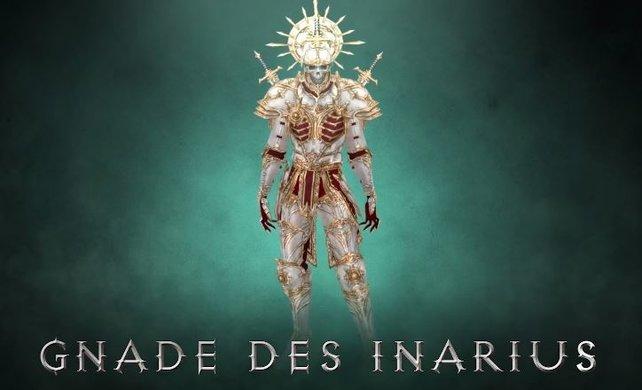 Gnade des Inarius: Dieses Ausrüstungsset verleiht eurem Totenbeschwörer einen individuellen Look.