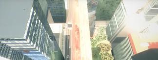 Panorama: Richie's Plank Experience: Der Horror f�r Spieler mit H�henangst