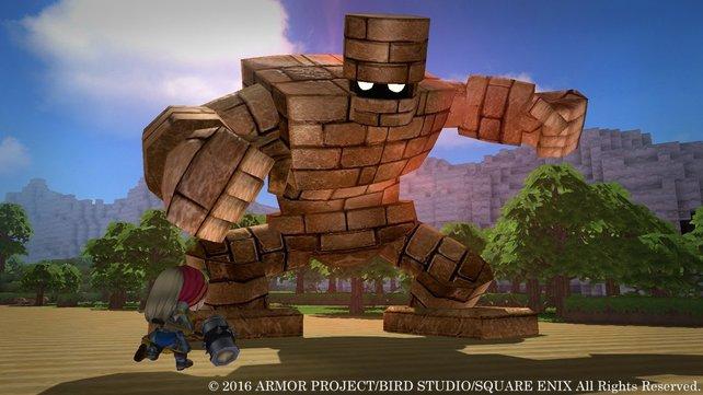 Ein Überraschungserfolg: Dragon Quest Builders