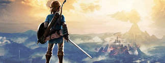 Panorama: The Legend of Zelda - Breath of the Wild in unter 55 Minuten durchgespielt