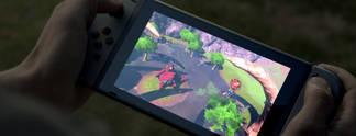 Nintendo Switch: Kein zweiter Bildschirm, keine Abw�rtskompatibilit�t und m�glicherweise bessere Akkulaufzeit