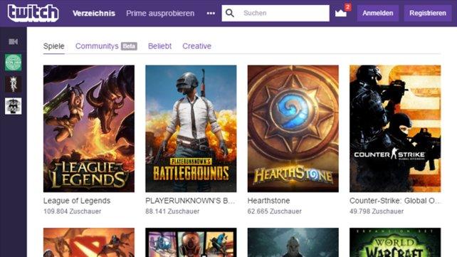 Regelmäßig verirren sich auch neuere Spiele in die Toplisten der Streaming-Dienste.