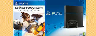 Schn�ppchen des Tages: PlayStation 4 plus Overwatch