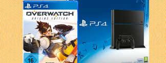 Deals: Schnäppchen des Tages: PlayStation 4 plus Overwatch