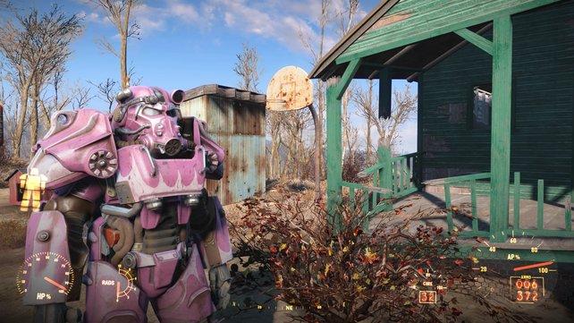 Hot Pink - Powerrüstung