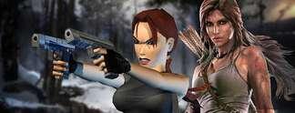 Die 10 sch�nsten Easter Eggs aus 19 Jahren Tomb Raider