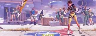Street Fighter 5: Neue Figuren aus Overwatch (inoffiziell) und zwei offizielle Charaktere