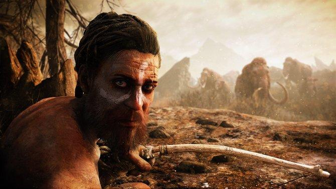 In Far Cry Primal schlüpft ihr in die Rolle des Jägers Takkar, der mit seinem Stamm ums Überleben kämpft.