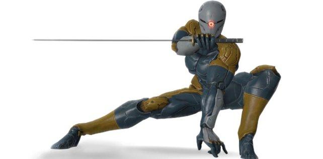 Im Bild: Cyborg Ninja