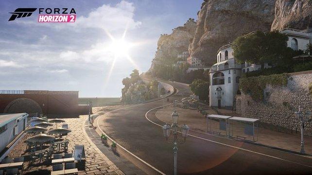 In Teil 2 erwartet euch das malerische Südeuropa statt Colorado.