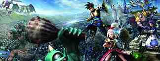 Dragon Quest Heroes: Fröhlichkeit und Gewalt