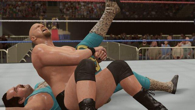 Steve Austin mischt kräftig in der WWE-Geschichte mit.