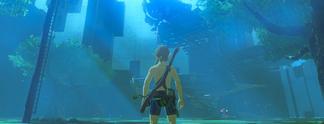 """Panorama: Zelda - Breath of the Wild: Spieler absolvieren """"Die Pr�fung des Schwertes"""" in Rekordzeit und finden Fehler"""