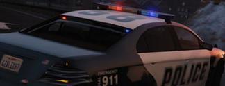 Panorama: GTA Online: Streamer sorgt als Sheriff f�r Recht und Ordnung
