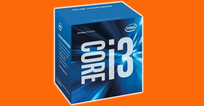 Core i3 6100
