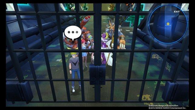 Victory Uchida hat sich dieses Mal im Untergrund versteckt!