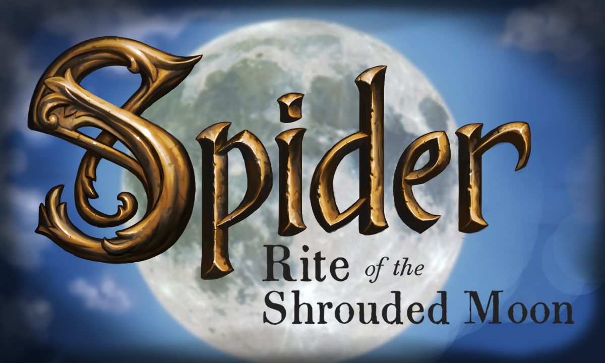 Spider - Rite of the Shrouded Moon
