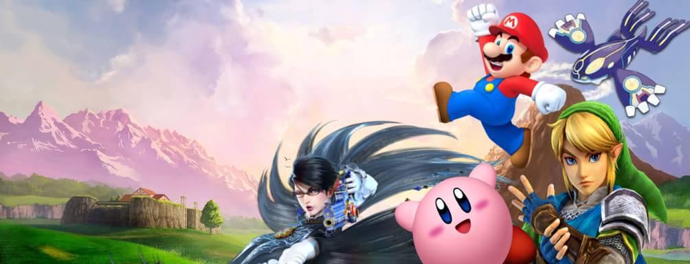 Die besten Spiele f�r 3DS, Wii und Wii U