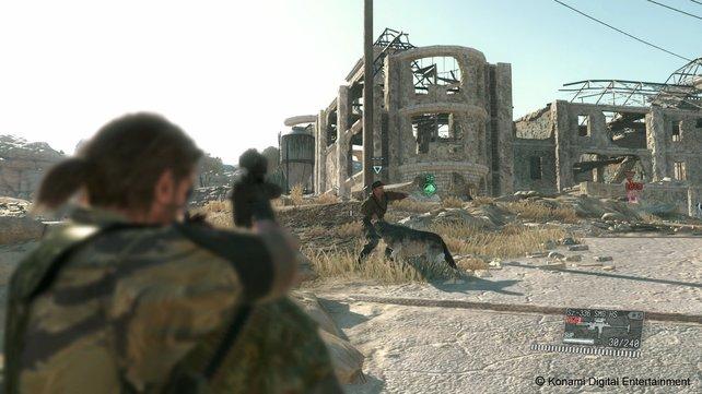 Große Detailtiefe, weite Fernsicht, hohe Bildrate: Die PS4-Fassung überzeugt bereits.