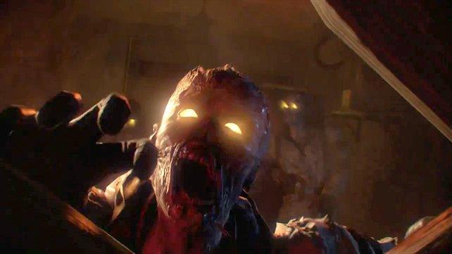 Darf keinesfalls fehlen: Auch in Black Ops 3 gibt es den Zombie-Modus, der diesmal noch größeren Umfang besitzen soll.