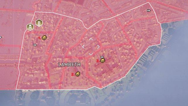 Gebiet: Lambeth