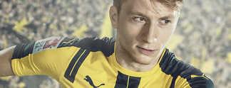 Fifa 17: Neue Spielszenen-Videos zeigen Spielerintelligenz und K�rpereinsatz