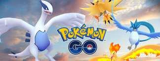 Pokémon Go: Ende legendärer Raids in Sicht
