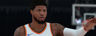NBA 2K18: Neue Screenshots zeigen Paul George und Demar Derozan