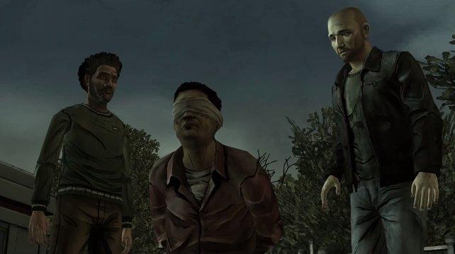 400 Days spielt zeitlich zwischen den beiden Staffeln von Telltales The Walking Dead.
