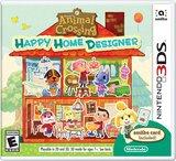 Animal Crossing - Happy Home Designer (3DS)