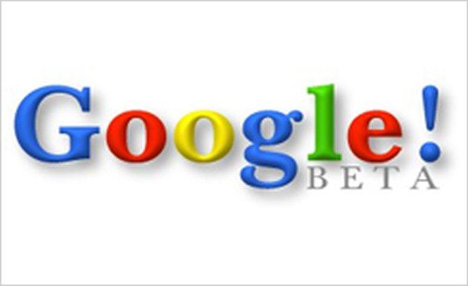 Im Jahr 1998 startet die Beta von Google.